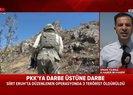 PKK'ya darbe üstüne darbe! Öldürüldüler