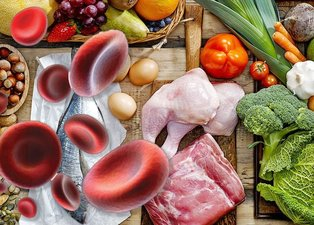 Hangi kan grubu ne yemeli? İşte gruba göre faydaları ve zararlı besinler