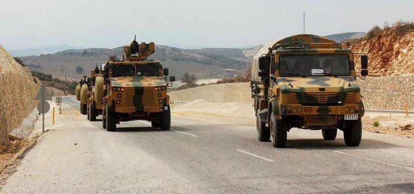 'TÜRKİYE'NİN HEDEFİNDE PKK VE DEAŞ VAR'