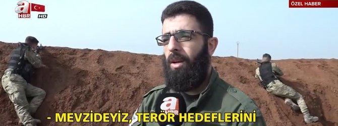 Teröristlere kameralı takip!