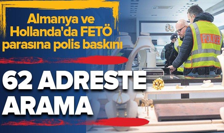 FETÖ PARASINA POLİS BASKINI