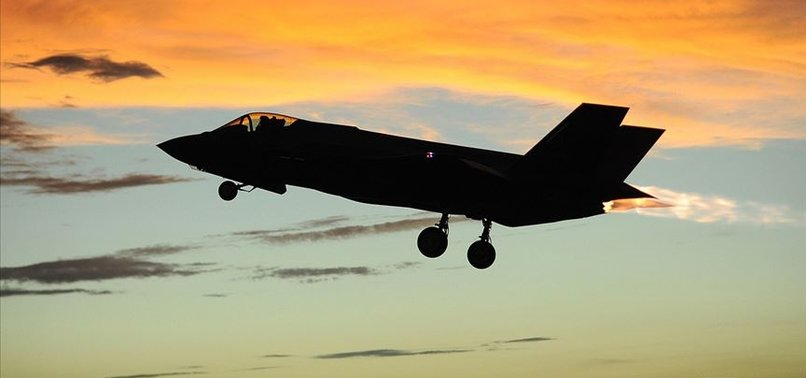 İNGİLİZ F-35'LERİ SURİYE VE IRAK'TA GÖREVE ÇIKTI