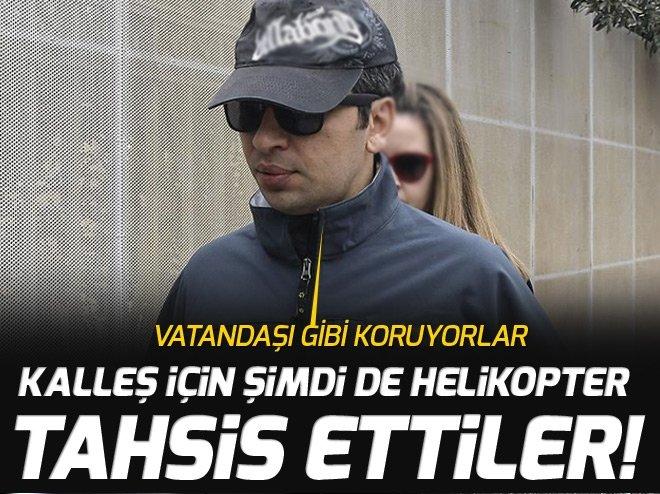 Yunanistan darbeci hain Süleyman Özkaynakçı için helikopter tahsis etti!