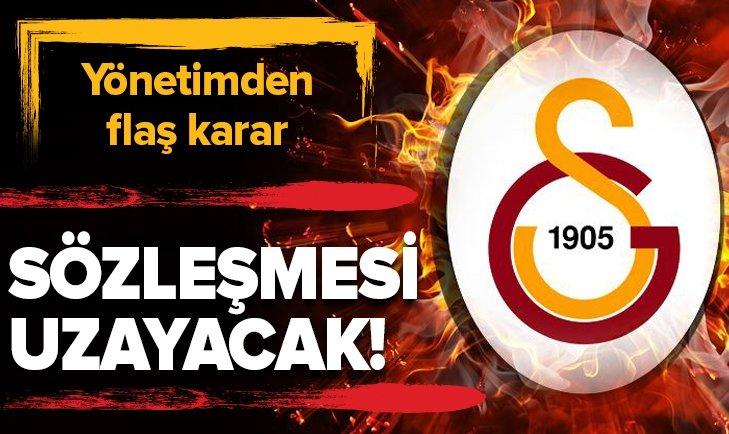 GALATASARAY'DAN FLAŞ MARCAO KARARI!