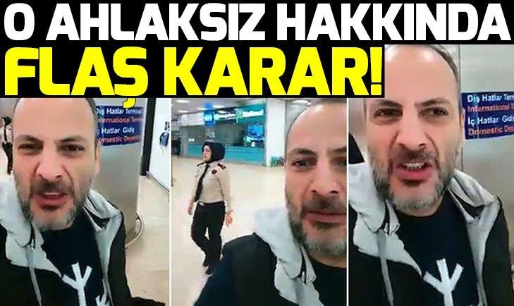 Başörtülülere hakaret eden Bülent Kökoğlu tutuklandı