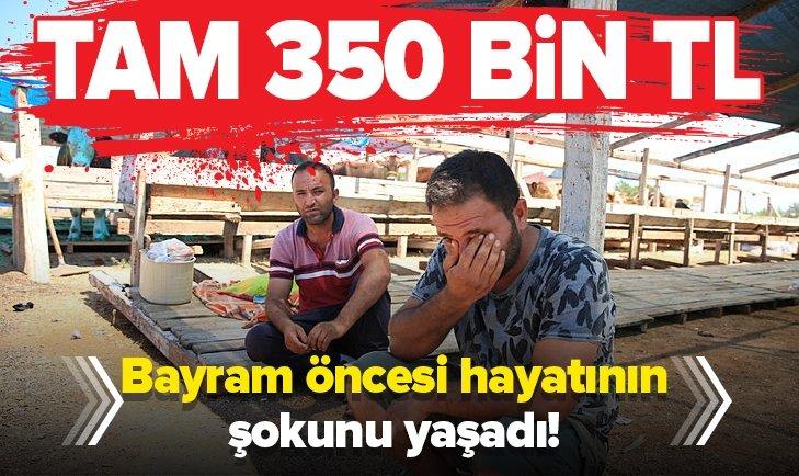 TOKATLI BESİCİYİ ANTALYA'DA DOLANDIRDILAR!