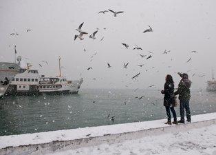 İstanbul'a kar geliyor! İstanbul'a ne zaman kar yağacak?