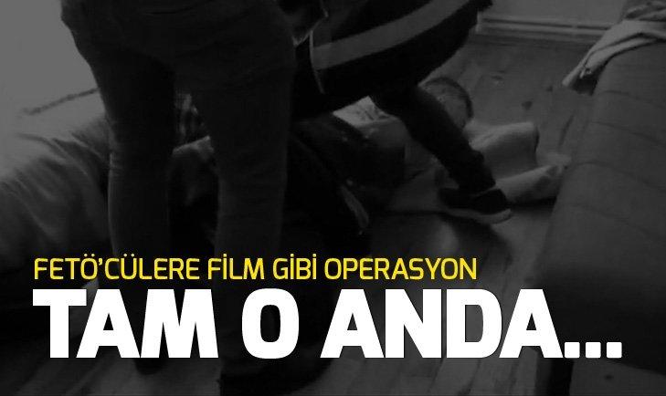 MİT VE İSTANBUL POLİSİNDEN FİLM GİBİ OPERASYON