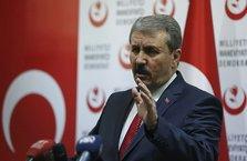 Mustafa Destici'den kritik seçim uyarısı