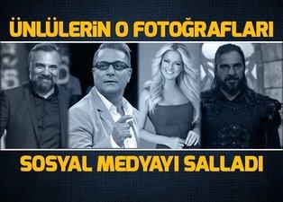 Oktay Kaynarca, Müge Anlı, Engin Altan Düzyatan ve Mehmet Ali Erbil'in o fotoğrafları sosyal medyayı salladı!