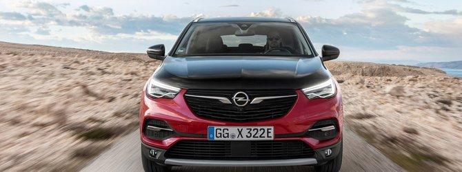Opel yeni modelini açıkladı