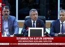 Cumhurbaşkanı Yardımcısı Fuat Oktay İstanbul depreminin bilançosunu açıkladı | Video