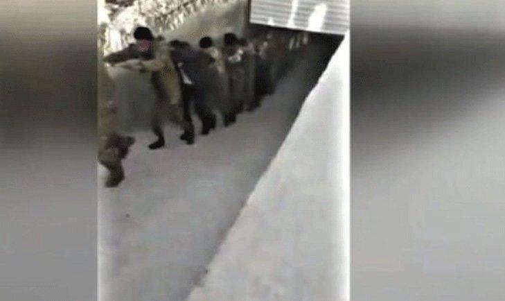 BORDO BERELİLER'DEN AFRİN'DEKİ SUÇ ÇETELERİNE BASKIN