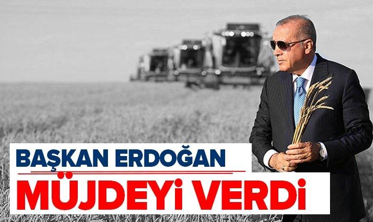 Başkan Erdoğan'dan müjde: Kurban Bayramı'ndan önce ödeyeceğiz