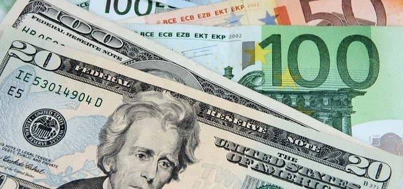 DOLAR VE EURO'DA SERT DÜŞÜŞ