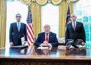 Son dakika: Trump'tan İran kararı