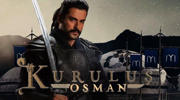 Yapımcısı açıkladı: Kuruluş Osman dizisi...