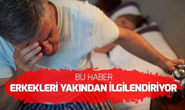 ERKEKLERDE EN SIK RASTLANAN BU KANSERE DİKKAT!