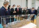 Başkan Erdoğan Aselsan tesislerini gezdi! Savunmada Türkiye daha da güçleniyor