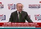Başkan Erdoğan: Esasen İstanbul ve Ankara'da kaybetmedik   Video