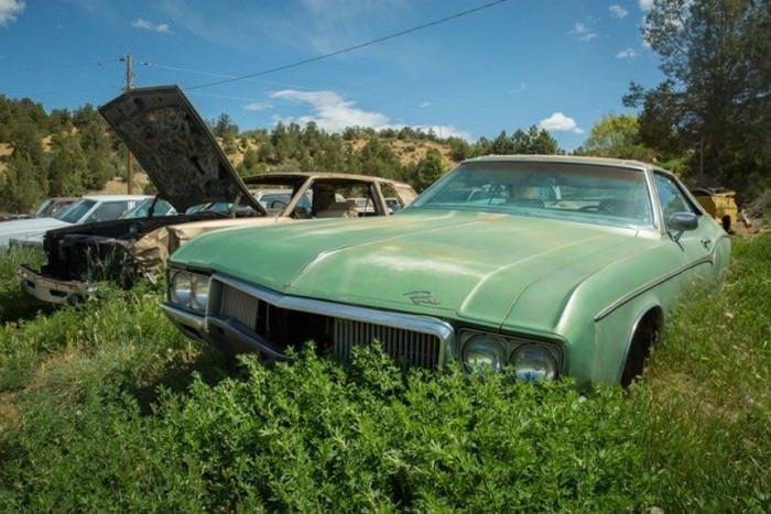 Otomobil Mezarlığı A Haber
