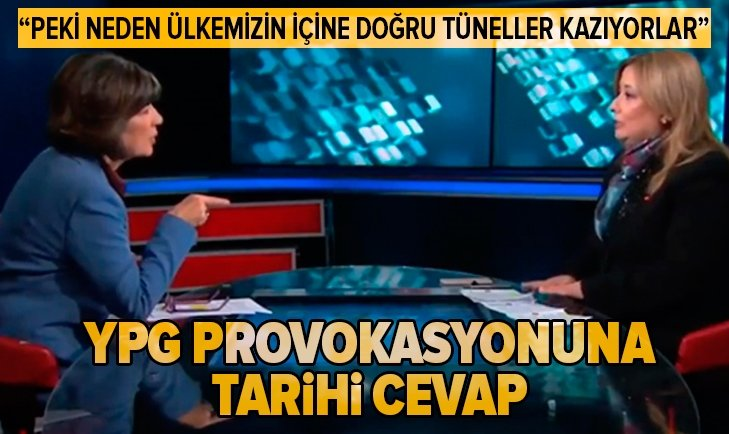 PROF. DR. GÜLNUR AYBET'TEN YPG PROVOKASYONUNA TARİHİ CEVAP