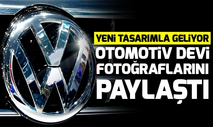 Yeni Volkswagen Passat'ın görselleri ortaya çıktı!