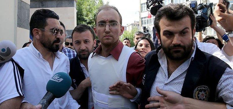 SERİ KATİL ATALAY FİLİZ'E AKLİ DENGE MUAYENESİ
