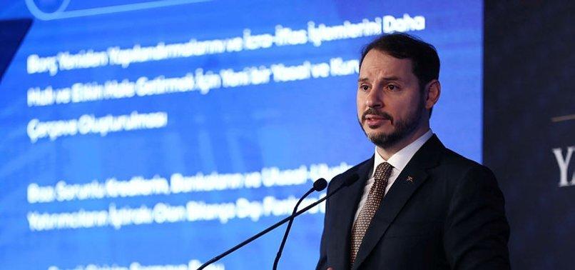 Bakan Albayrak'tan tamamlayıcı emeklilik açıklaması