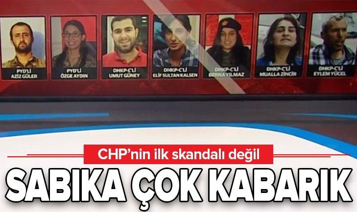 CHP'DE İLK SKANDAL DEĞİL! SABIKA KABARIK