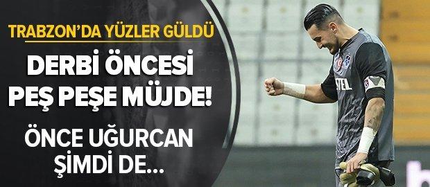 Trabzonspor'da koronavirüs testleri açıklandı! Fenerbahçe derbisi öncesinde...