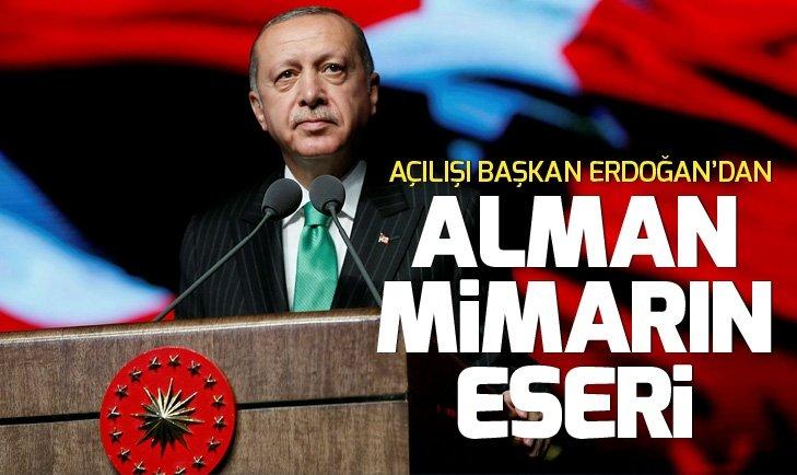 Başkan Erdoğan açılışını yapacak! İşte Köln Merkez Camisi'nden kareler