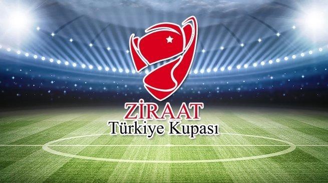 Ziraat Türkiye Kupası 2. turunda ilk gün sonuçları