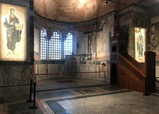 Yarım asır sonra Kariye Camisi'nde yeniden ibadet heyecanı... | Hazırlıklarda sona gelindi