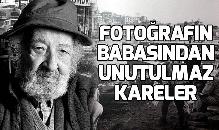 Ara Güler'in objektifinden İstanbul