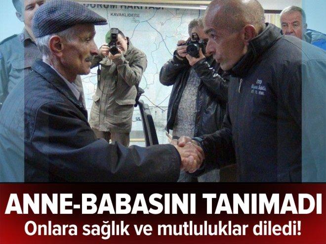 ANNE VE BABASINI TANIYAMADI ONLARA SAĞLIK DİLEDİ!