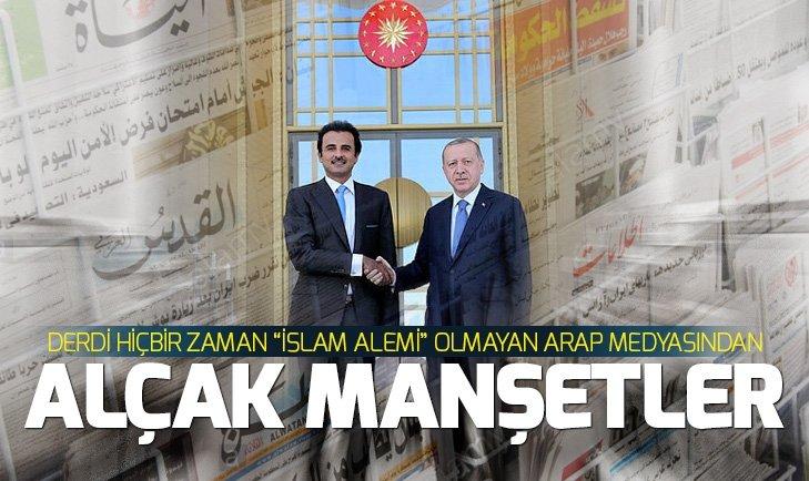Arap medyasında Türkiye-Katar kıskançlığı