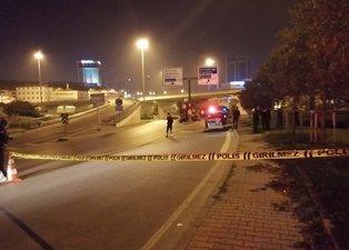 İstanbul'da dehşet anları! Arabadan indirip kurşun yağdırdılar...