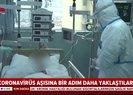 Koronavirüs aşısına bir adım daha yaklaştılar!  Video