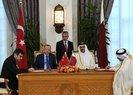 Türkiye ile Katar arasında 7 anlaşma! Erdoğan ve Al Sani'den kritik görüşme