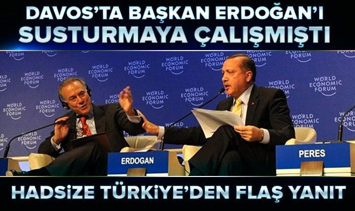 Başkan Erdoğan'ı suçlayan Washington Post yazarına yanıt