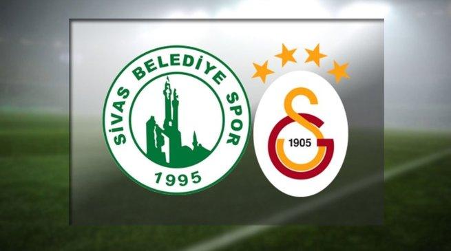 Sivas Belediye - Galatasaray