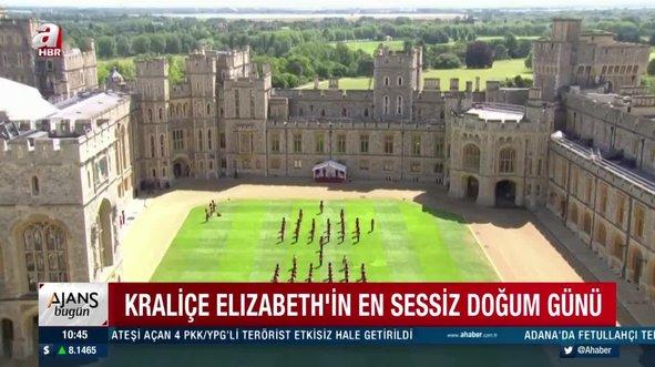 Kraliçe Elizabeth'ten buruk kutlama!