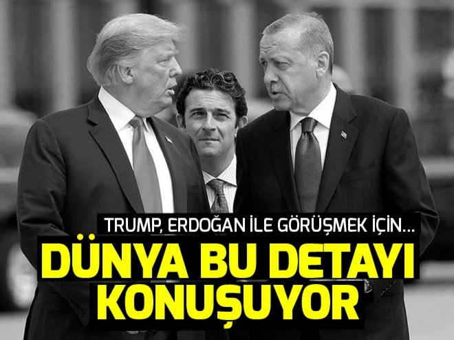ABD basını Erdoğan-Trump sohbeti için ne yazdı?