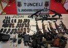 TUNCELİ'DE 13 TERÖRİST ÖLDÜRÜLDÜ