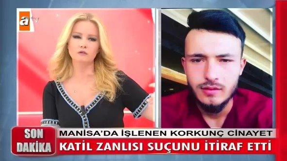 Özcan Eren cinayetinde kan donduran itiraf!