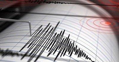 Son dakika: Yunanistan'da 5 şiddetinde deprem