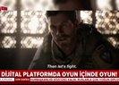 YPG'li teröristleri bakın nasıl gösterdiler! Batı algı operasyonuna devam ediyor...