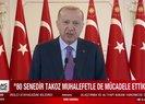 Başkan Erdoğan: Türkiye'yi aydınlık bir geleceğe hazırlıyoruz |Video