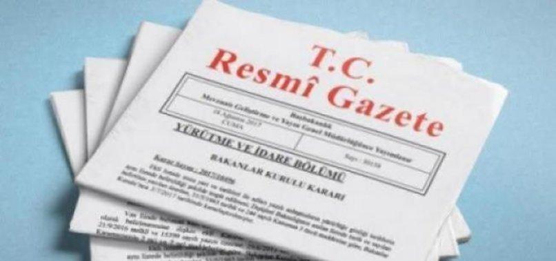 RESMİ GAZETE'DE YAYIMLANDI! O KREDİLER ERTELENDİ
